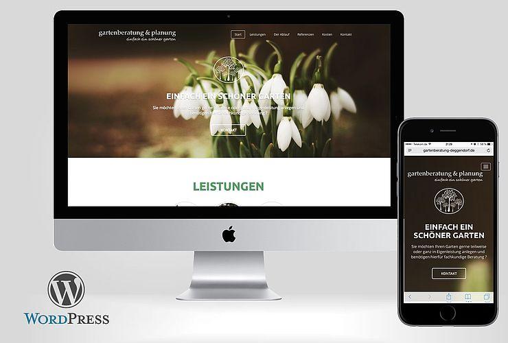 Die diplomierte Ingenieurin (FH) Katharina Hartl startet in Deggendorf mit einem Garten- & Planungsbüro